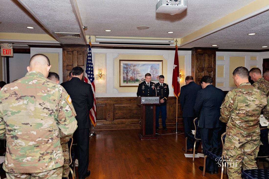 Ft Myer Army Promotion Ceremony - Adkins