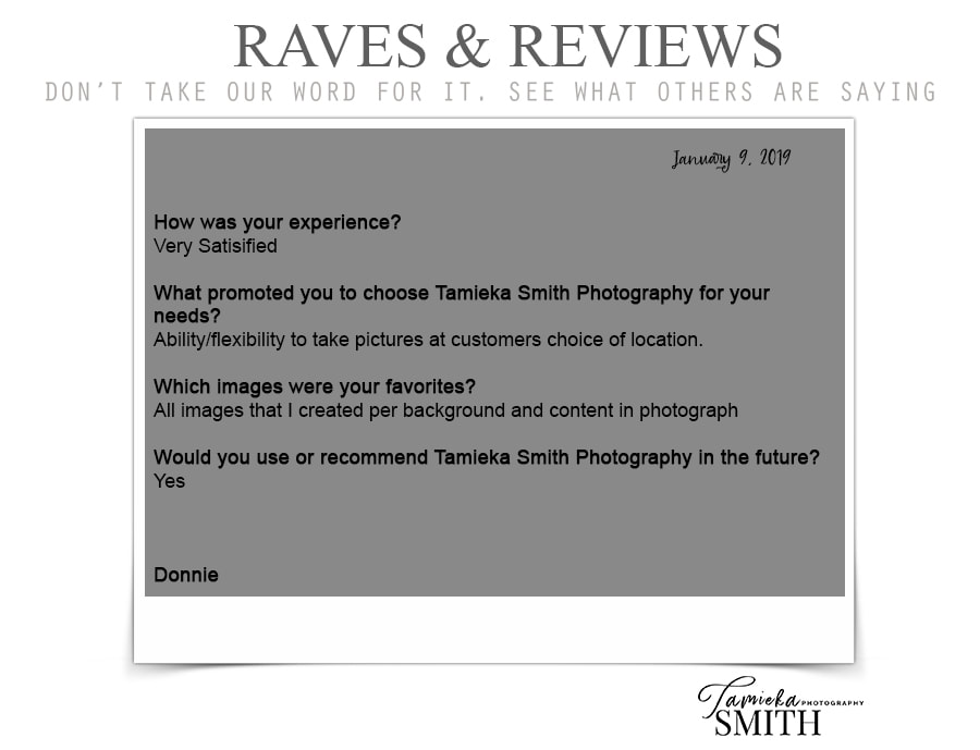 Family Photographer Review in Northern Virginia, Tamieka Smith Photography