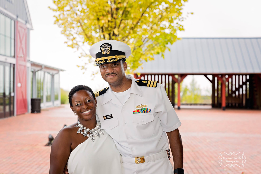 Military Photographer, Navy Photographer, Navy Promotion Ceremony, Tamieka Smith Photography
