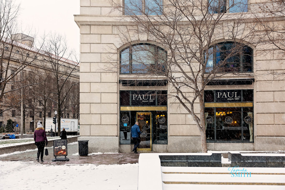 Paul Bakery, Bakery in Washington DC, National Archives Photography, Northern Virginia Military Photographer, Military Photographer