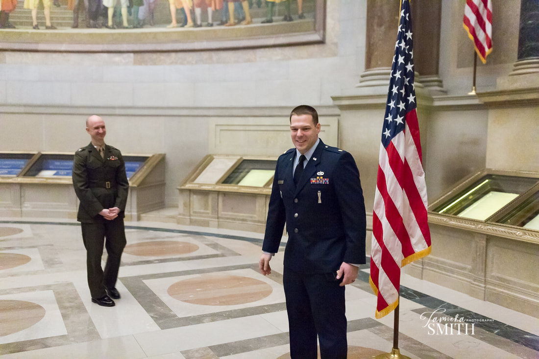 National Archives Museum promotion ceremony