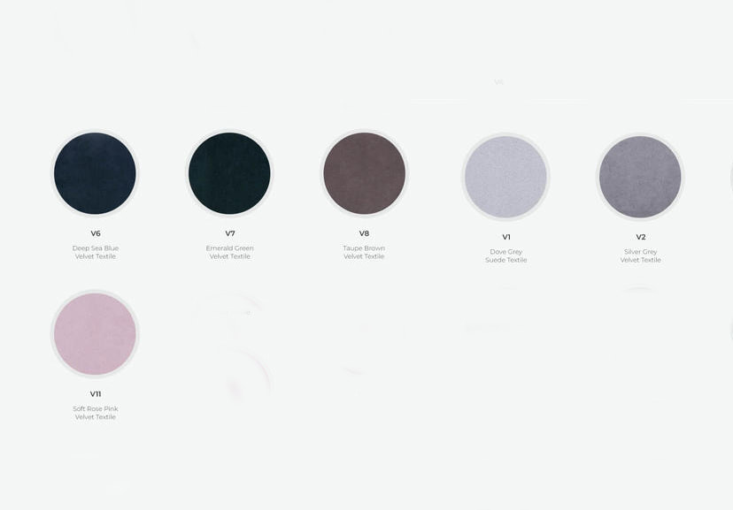 New Velvet Album Swatch
