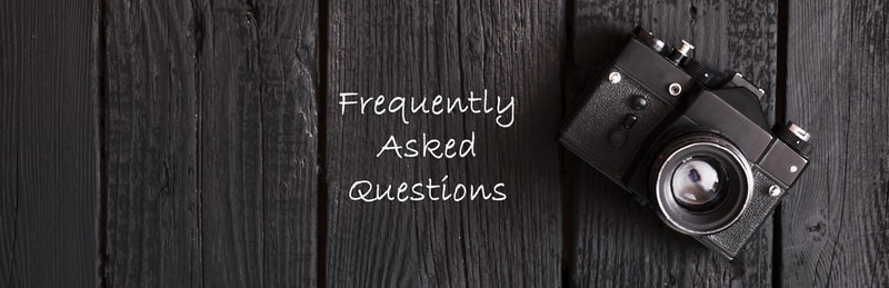 Frequently Asked Questions for Photographers