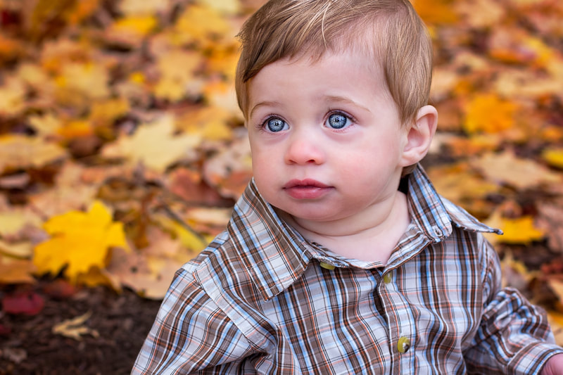 Top locations for Fall Portraits