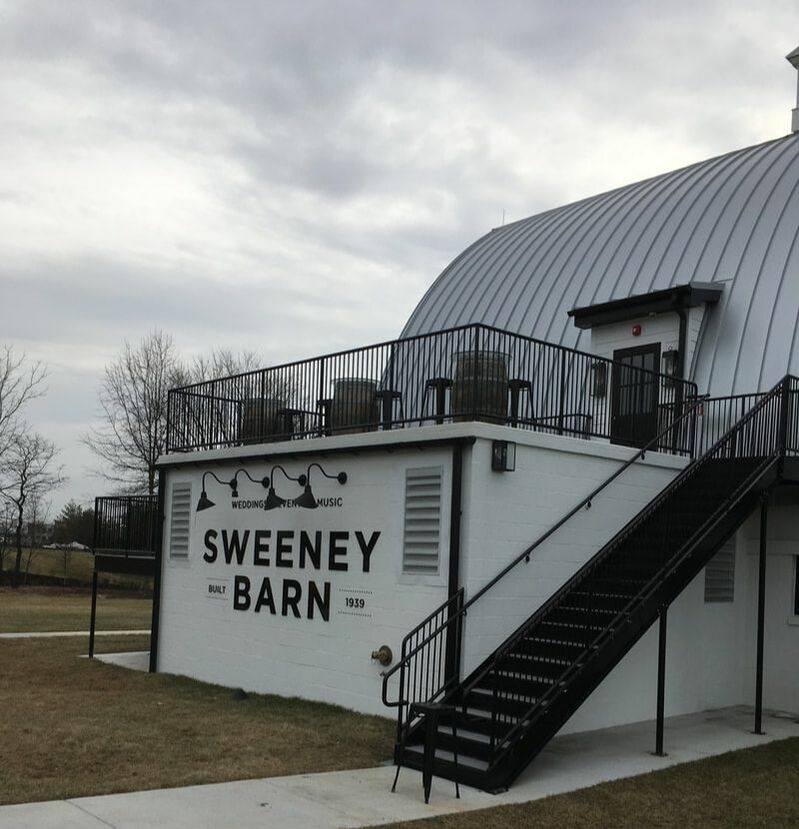 Sweeney Barn a new wedding venue in Manassas, VA
